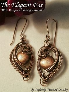 jewelry to make twisted wire - Google Search