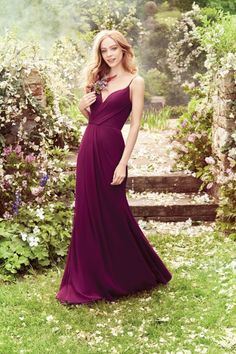 Bridesmaid Hayley Paige Occasions Fall 2016 STYLE 5659