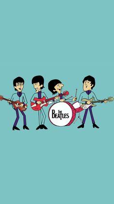 poster The Beatles nathanjayrog 12801024 The beatles iphone 5 wallpaper Wallpapers) Poster Dos Beatles, Les Beatles, Beatles Art, Beatles Museum, 60s Wallpaper, Classic Wallpaper, Iphone 5 Wallpaper, Trendy Wallpaper, Band Wallpapers