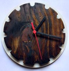 Relógio Rustico