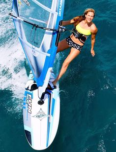 JP Girls Make sure to check out http://www.talic.com for the best windsurfing storage rack
