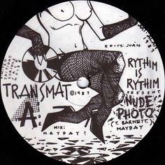 Rythim Is Rythim* - Nude Photo at Discogs