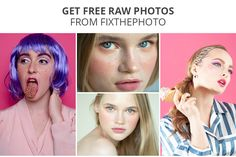 Free Raw Images for Retouching Raw Pictures, Unedited Photos, Raw Photo, Photo Storage, Free Photoshop, Outdoor Photos, Photo Retouching, Photos Of Women, Image Editing