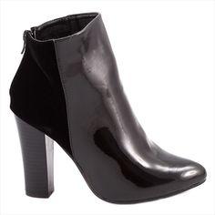 Botine de dama cu toc 92354N - Reducere 50% - Zibra Ss, Booty, Ankle, Fashion, Moda, Swag, Wall Plug, Fashion Styles, Fashion Illustrations
