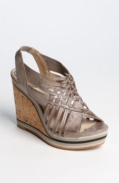 Frye 'Corrina' Woven Sandal available at #Nordstrom