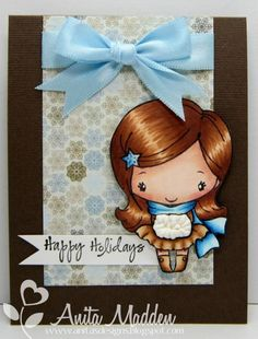 Anya's Holidays by Zacksmeema - Cards and Paper Crafts at Splitcoaststampers