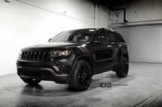 I'm doing this to my Jeep - 2014 D2Edition Jeep Grand Cherokee
