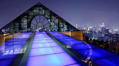 Lebua Hotel at State Tower in Bangkok