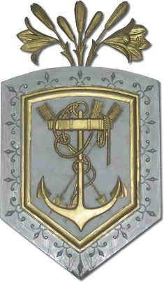 Saint Philomena Shield.