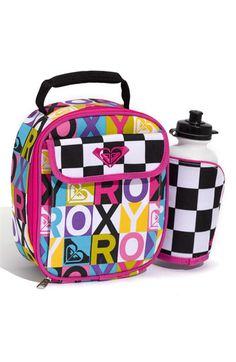 roxy lunch bag