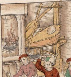 Diebold Schilling, Spiezer Chronik Bern · 1484/85 Mss.h.h.I.16 Folio 222