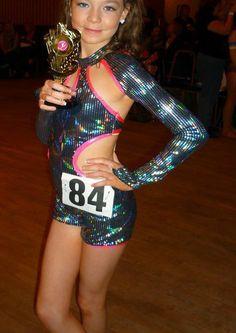 Elegant Disco Freestyle Dance Costumes | EBay