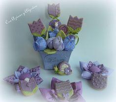 Tulipanes de Galletas...