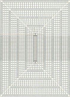 A Beaut Oval Rug [Free Crochet Pattern and Video Tutorial] Filet Crochet, Crochet Quilt, Crochet Blocks, Crochet Tablecloth, Crochet Diagram, Tapestry Crochet, Crochet Squares, Crochet Home, Crochet Granny