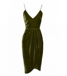 Vatanika Velvet Dress