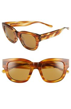 ACNE Studios 'Frame' 46mm Sunglasses available at #Nordstrom