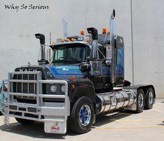 heavy haulage australia - Google Search Mack Trucks, Old Trucks, 10 4 Good Buddy, Truck Festival, New Tractor, Road Train, Truck Art, Trailers For Sale, Diesel Trucks