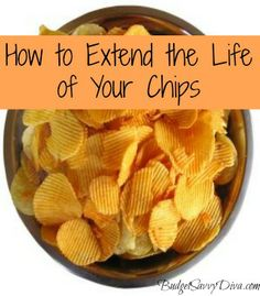 How to Extend the Life of Your Chips
