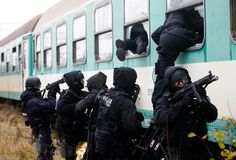 #Training of special forces before EURO 2012 #Poland