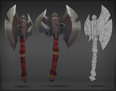 ArtStation - And my Axe!, Chris O'Connor