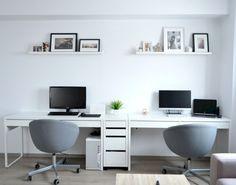 53 Neat Home Office Organizing Ideas www.designlisticl … endnu et billede Related Funktionale Home Office-Designs. im Vintage Look, Home Office Spice Drawer Organisation # organisation