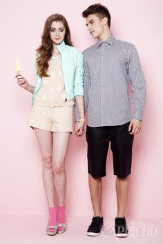 Moda - Amor em Cores Candy - Edição 1150