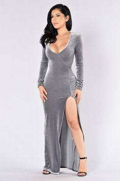 Love Sex Magic Dress - Silver