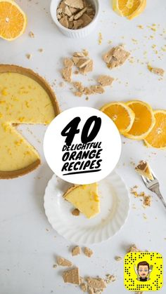 40 Delightful Orange Recipes: Dinners & Desserts | Chief Health