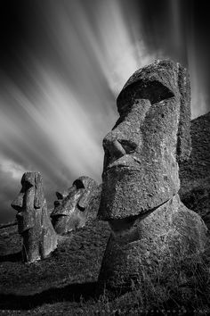Easter Island, also known as Rapa Nui or Isla de Pascua, might be considered the last place on Earth for a number of reasons.