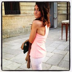 Antonella, our hostess for August 2013! Learn more on http://blog.hostess-promoter.com/it/antonella-hostess-mese-agosto-2013/