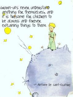 Antoine de Saint-Exupéry is best remembered for his novella The Little Prince (Le Petit Prince). The novella is both the most-read and most-translated book in the French language, and was voted the best book of the 20th century in France. It is a poetic tale in which a pilot stranded in the desert meets a young prince fallen to Earth from a tiny asteroid. The Little Prince makes several profound and idealistic observations about life and human nature.