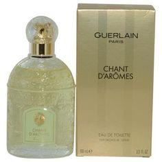 Chant D'aromes By Guerlain Edt Spray 3.4 Oz