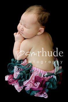 Items similar to Crochet Ruffle Tutu - newborn to 3 years old on Etsy Crochet Ruffle, Crochet For Kids, 12 Months, Tutu, Crochet Necklace, Children, Photography, Etsy, Clothes