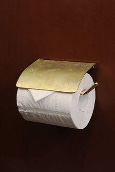 Rusticdeco Toilet Paper Holder Brass Toilet Paper, Brass, Toilet Paper Roll, Rice