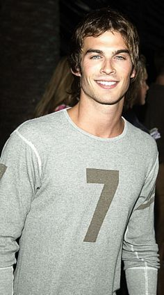 {young!} Ian Somerhalder
