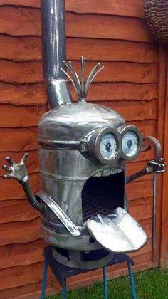 Minion stove