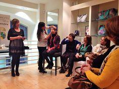 Sisley y Perfumería Sidonia presentaron el 23 de Marzo 2015, lo último en tratamientos de belleza de la firma francesa. Se realizó en dos turnos de mañana y tarde, con gran éxito de participación, disfrutando de un bonito día en compañía de nuestras clientas.