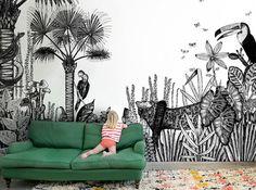Papier peint chambre d enfants