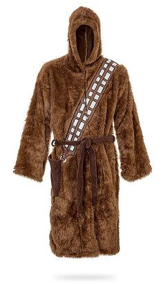 Spend your Winter nights in this cozy Star Wars Chewbacca Robe ($80). No one will judge you if you wear it past 3 p.m. on a Saturday — trust us.