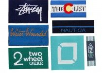 CBF labels is the number one provider in the USA of premium custom woven labels, hang tags, and any other custom garment trim.