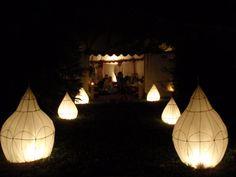 willow lanterns