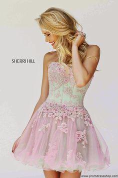 Fabulosos vestidos cortos de fiesta   Vestidos de Moda
