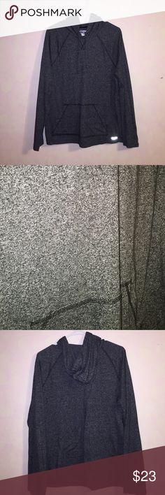 Tony Hawk Thin Hoodie Great condition // charcoal color Shirts Sweatshirts & Hoodies