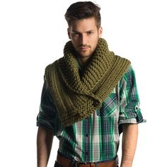 Knitting mens cowl mens neck warmers unisex by KnitterPrincess