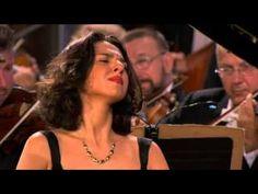 Khatia Buniatishvili Chopin Piano Concerto No. 2 Op. 21 in F minor