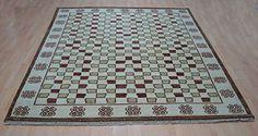 SG Imports Persian Fashion Hand Knotted 100% Wool Modern Hard Twist Large Rug (8x10') SG Imports http://www.amazon.com/dp/B01BXWKZ4Y/ref=cm_sw_r_pi_dp_YdO1wb0GHYNWT