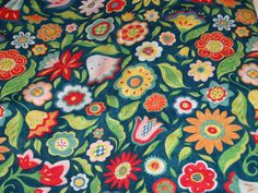 Custom Baby Bedding, Boppy Cover, Crib Sheet, Bassinet Sheet, Baby Bedding, Bandana Bib, Flower, Turquoise, Orange, Red, Green, Baby Girl