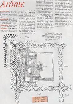 FALANDO DE CROCHET: COLCHA DE QUADRADINHOS DE CROCHÊ/ CROCHET/ CROCHÉ - SQUARES