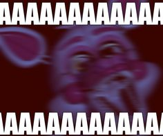 kinda like me when someone wakes me up. Funny Fnaf, Funny Memes, Five Nights At Freddy's, Freddy 's, Funtime Foxy, Fnaf Characters, Fnaf Sister Location, Fnaf Drawings, Circus Baby