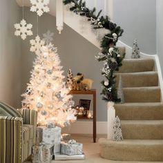 47 Hermosas Ideas de decoración del árbol de navidad